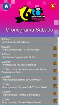 Gamecon Costa Rica 2017 screenshot 1