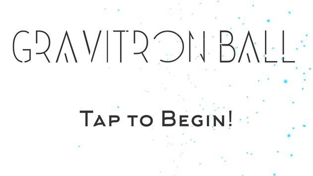 Gravitron Ball poster