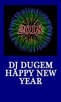 Dj Dugem Happy New Year poster
