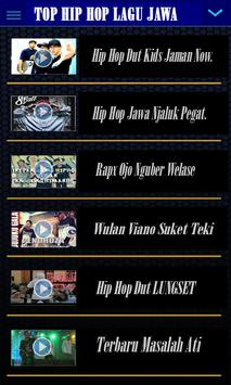 Hip Hop Lagu Jawa Mantab Dijiwa poster