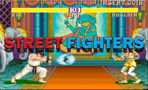 hints Street Fighters screenshot 6