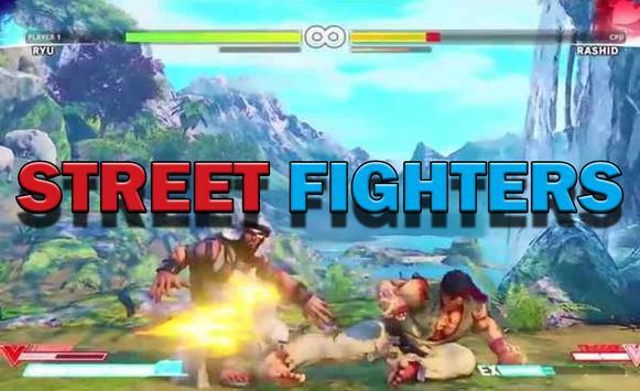 hints Street Fighters screenshot 3
