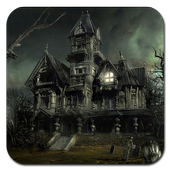 Haunted House Wallpaper Ultra HD Quality icon