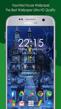 Haunted House Wallpaper Ultra HD Quality screenshot 1