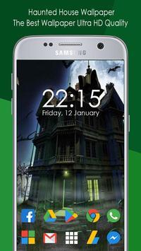 Haunted House Wallpaper Ultra HD Quality screenshot 3