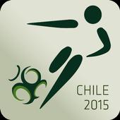 Pronostica Chile 2015 icon