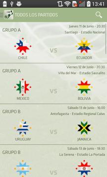 Pronostica Chile 2015 poster