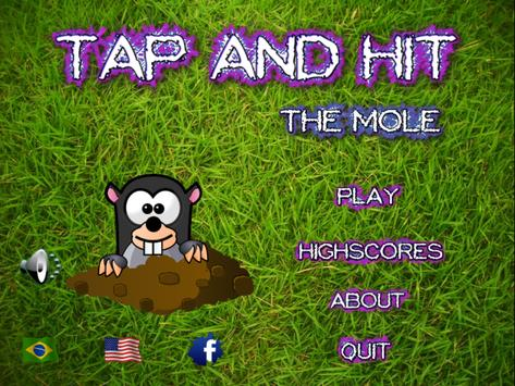 Tap And Hit - The Mole screenshot 3