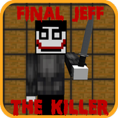 Jeff The Killer Blocks : Final Reto icon