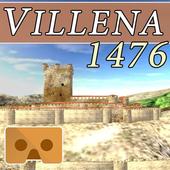Villena 1476 Virtual Reality icon