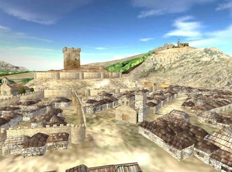 Villena 1476 Virtual Reality apk screenshot