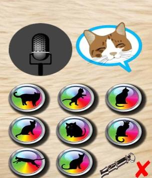 translator talking cat apk screenshot