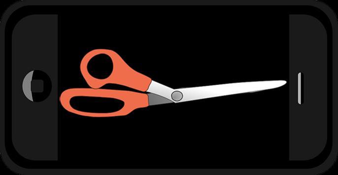 New scissors apk screenshot