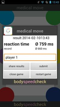 body speed check apk screenshot