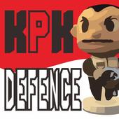 The KPK Defense icon