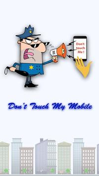 Don't Touch My Mobile apk screenshot