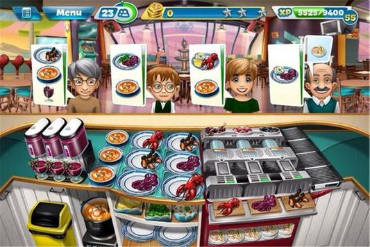 RP Guide for Cooking Fever poster