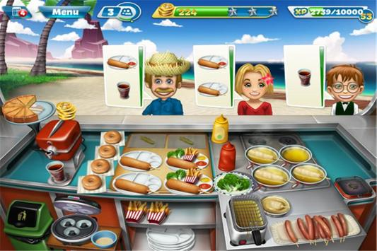 RP Guide for Cooking Fever apk screenshot