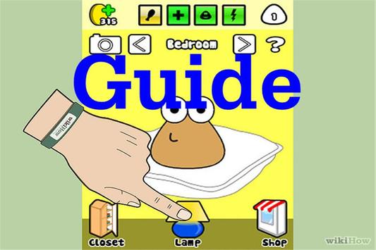 RP Guide for Pou poster