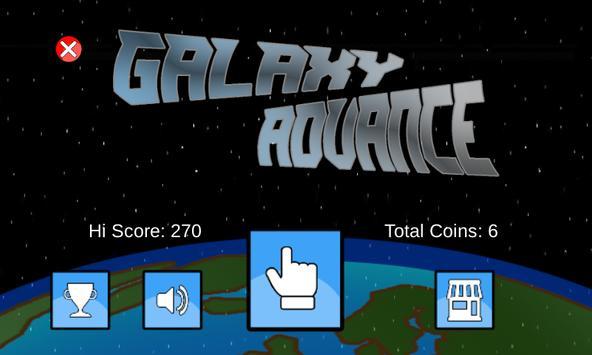 Galaxy Advance poster
