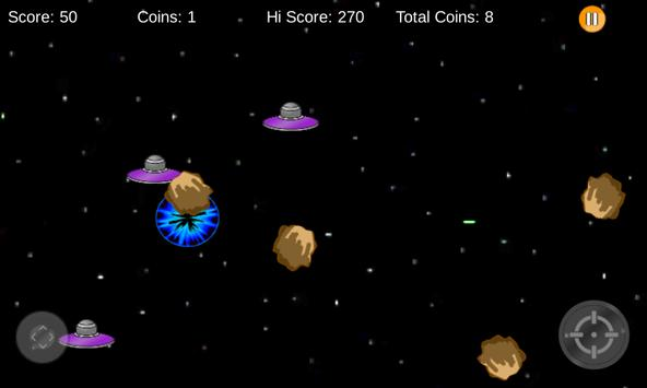 Galaxy Advance apk screenshot