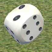 FREE Single Dice Roller NoAd icon