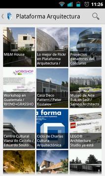 Plataforma Arquitectura Reader Poster