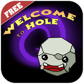 Welcome to Hole Free icon