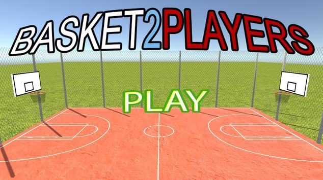 Basket 2 Players apk screenshot