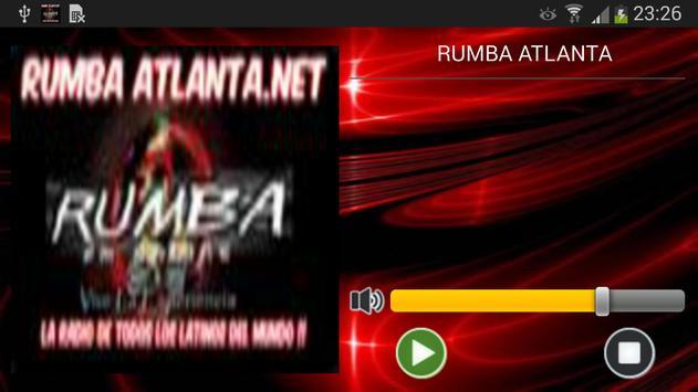 Rumba Atlanta apk screenshot
