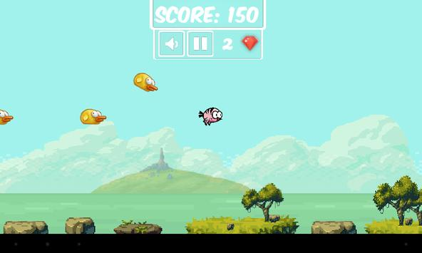 Save the virgin bird apk screenshot