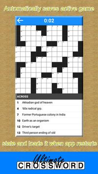 Ultimate Crossword screenshot 4