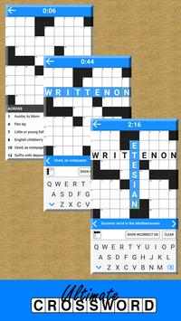 Ultimate Crossword screenshot 3