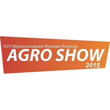 AGRO SHOW 2015 poster