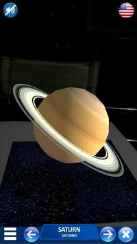 Solar System AR screenshot 5
