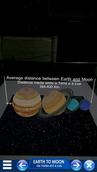 Solar System AR screenshot 7