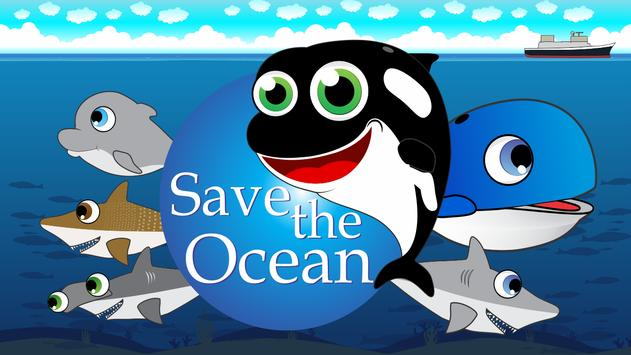 Save the Ocean poster