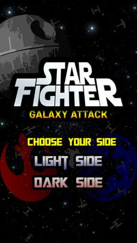 Star Fighter - Galaxy Attack poster