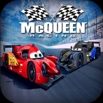 McQueen Race Battle apk screenshot