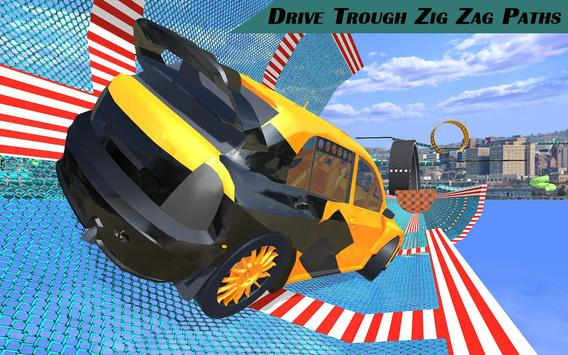 Extreme Stunts City Racing Car poster