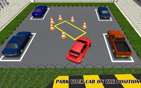 Car Parking Game 2017 apk screenshot