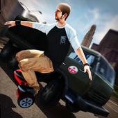 Racing Hoverboard vs Kamaz icon