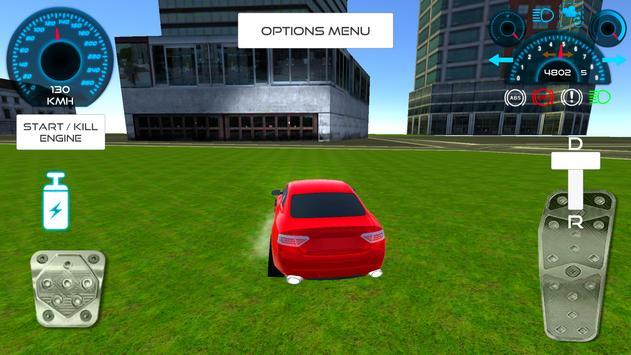 Racing Sport Car Driving apk screenshot