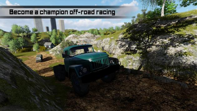 Racing Truck: ZIl and Kamaz apk screenshot