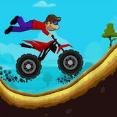 HIll Challenge - Climb Racing icon