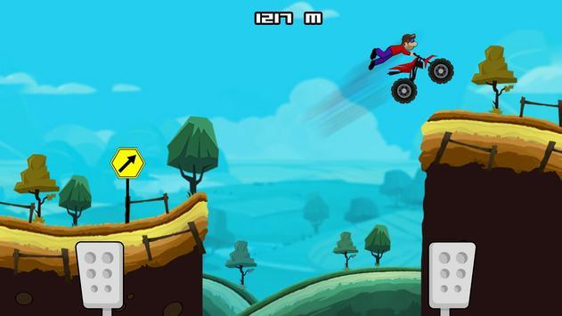 HIll Challenge - Climb Racing apk screenshot