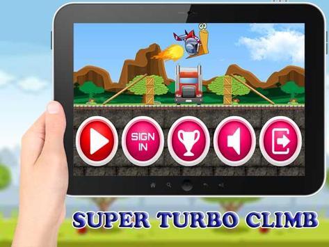 Super Turbo Climb poster
