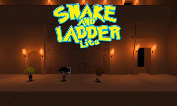 Snake And Ladder Lite poster