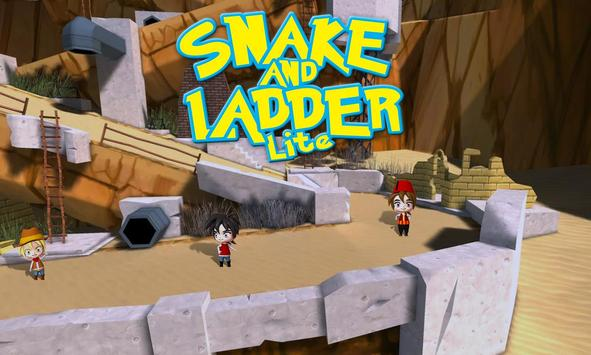 Snake And Ladder Lite apk screenshot
