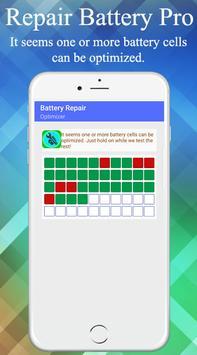 Repair Battery 2017 apk screenshot